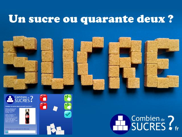 Combien de sucres?