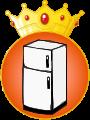La couronne de la reine des restes